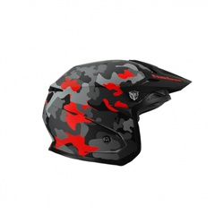 Casque trial KAMU R
