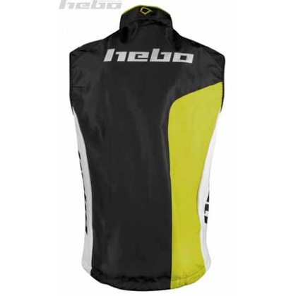 Gilet technique HEBO Jaune