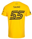 T-Shirt replica Sainz