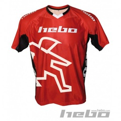Maillot AM Replica Rouge